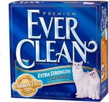 ever clean turquoise -אוורקלין תורכיז 6 ליטר ביג פט